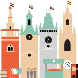 Отвечай за базар: уличная торговля в разных странах мира — International living на The Village