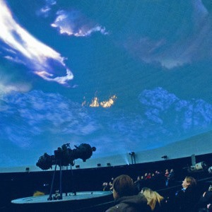 Atmasfera 360: Сферическое кино, игры на сенсорных панелях и шоколадные телескопы — Ситуация на The Village