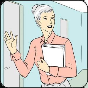 Правила поведения для офисных сотрудников — Город на The Village