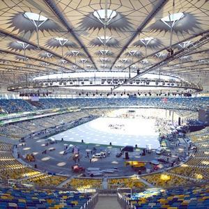 Выходит на арену: Как реконструировали стадион «Олимпийский» — Евро-2012 на The Village