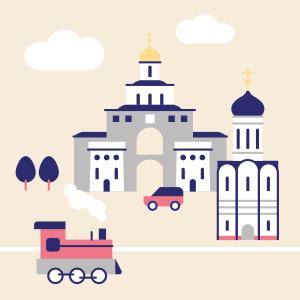 Маршрут на выходные: Москва — Владимир — Суздаль