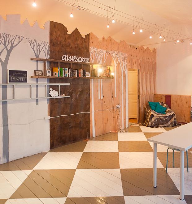 Офис недели (Петербург): T&P, «Сарафан PR» и пространство «Табурет» — Офисы на The Village