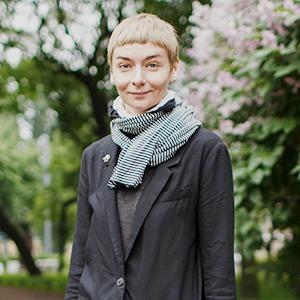 Внешний вид: Яна Якубёнок, художник по макияжу и причёскам — Внешний вид на The Village