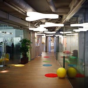 Офис недели: Google (Петербург) — Интерьер недели на The Village