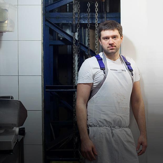 Петя Павлович — о том, как из программиста он стал мясником — Кто кормит на The Village