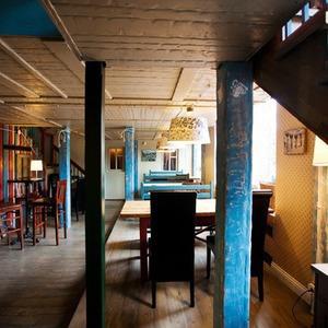 Новое место: Ресторан Porto — Новое место на The Village