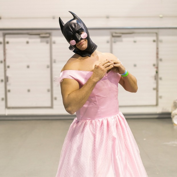 10 самых смешных костюмов с AVA Expo