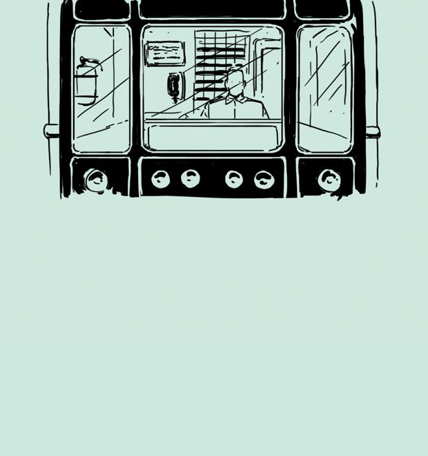 Как всё устроено: Машинист метро — Как всё устроено на The Village