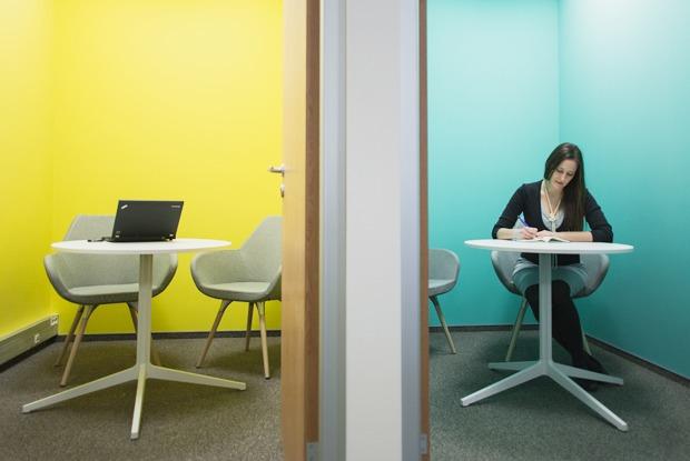 Как работают в SAP — Офис на The Village