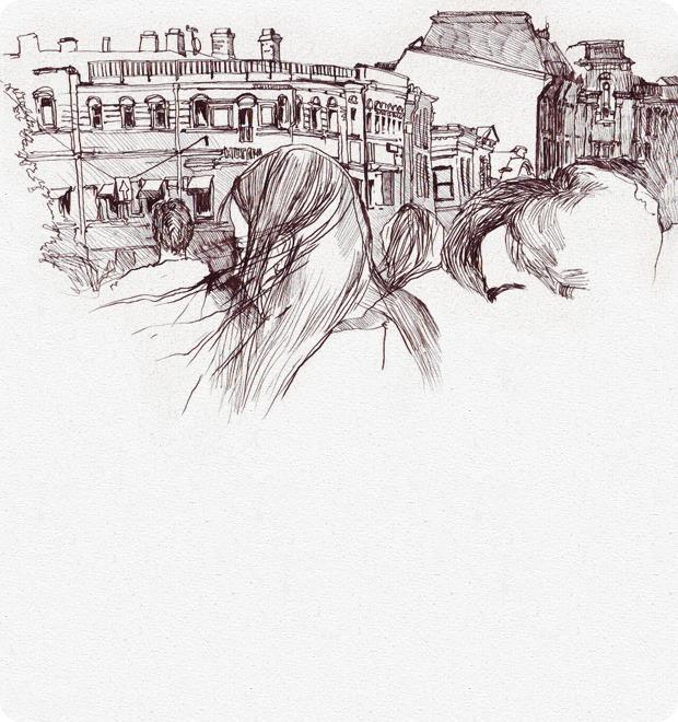 Клуб рисовальщиков: Кузнецкий Мост — Клуб рисовальщиков на The Village