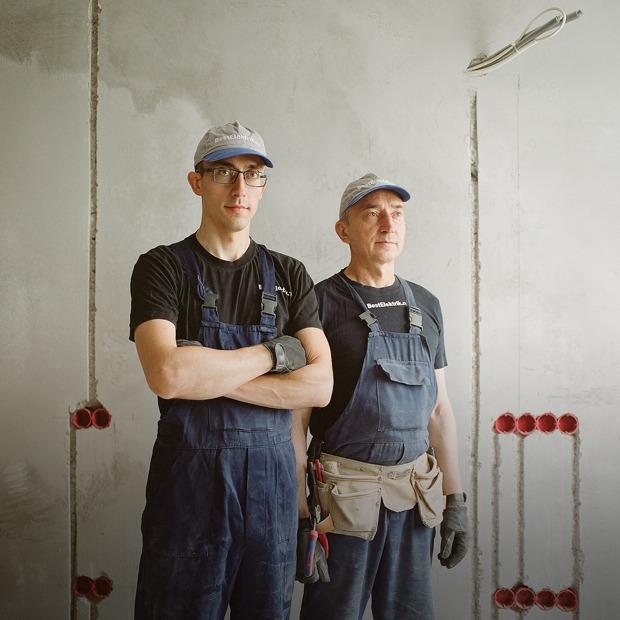 Рабочие с высокими доходами — Люди в городе на The Village