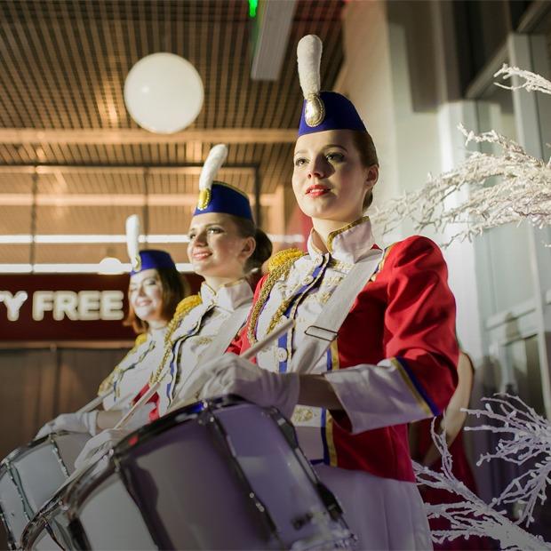 Как выглядит первый в Европе duty free на железнодорожном вокзале — Фоторепортаж на The Village