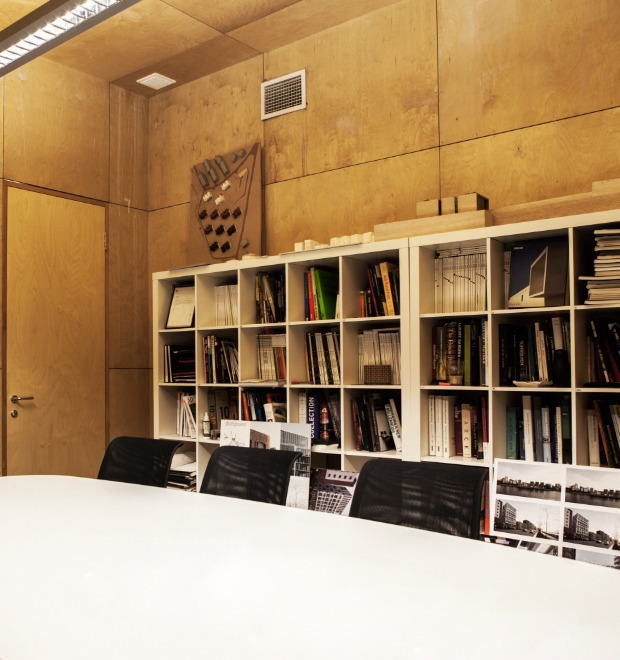 Офис недели (Москва): «Цимайло Ляшенко & Партнёры» — Интерьер недели на The Village