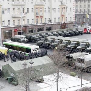 Онлайн-трансляция: Митинги в Москве и Петербурге — Ситуация на The Village
