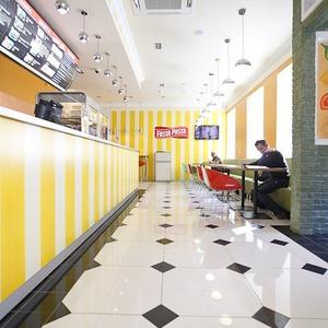 Новое место (Петербург): Fasta Pasta — Новое место на The Village