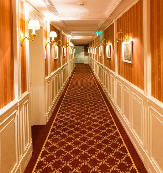 Фото дня: Как выглядит отель Государственного Эрмитажа в Петербурге — Город на The Village