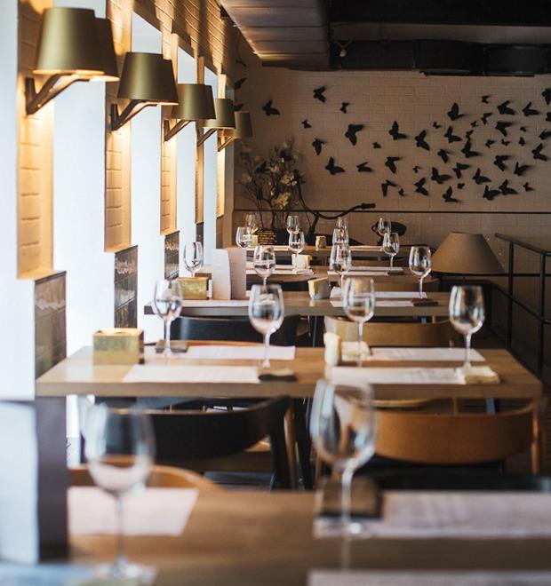 Любимое место: Елена Вольцингер о ресторане Dodo