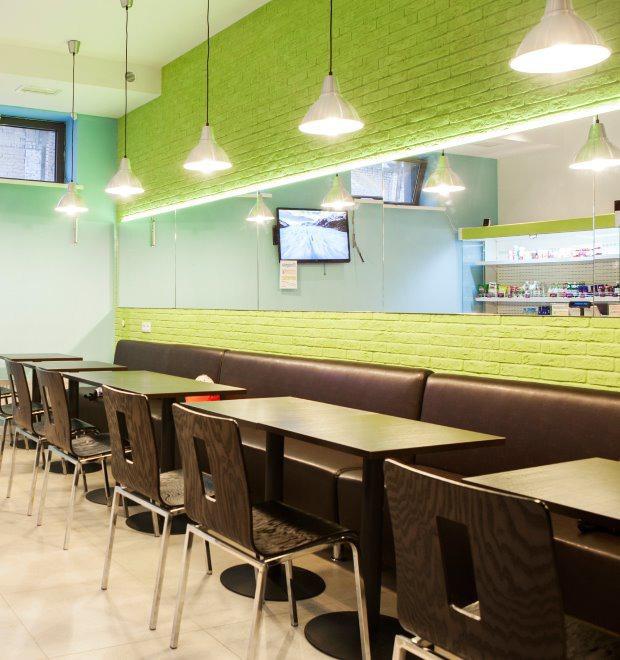 Салат-бар Fresh&ko — Новое место на The Village