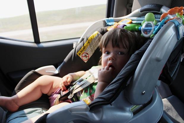 Что нужно знать о безопасности ребёнка в автомобиле? — Гид The Village на Look At Me