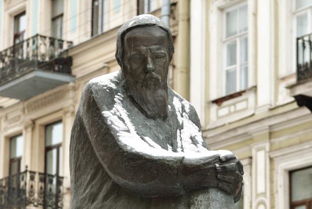 «Тайная жизнь петербургских памятников — 2»: Достоевский на Большой Московской — Город на The Village