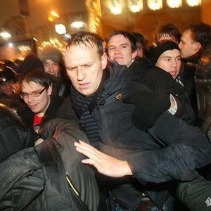 Алексей Навальный получил 15 суток — Люди в городе translation missing: ru.desktop.posts.titles.on The Village