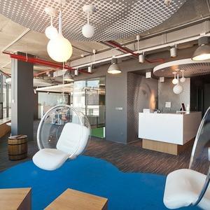 Офис недели (Петербург): «ВКонтакте» — Офисы на The Village