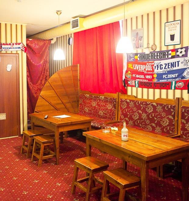 Все свои: Пивной бутик и бар на Васильевском острове — Рестораны на The Village