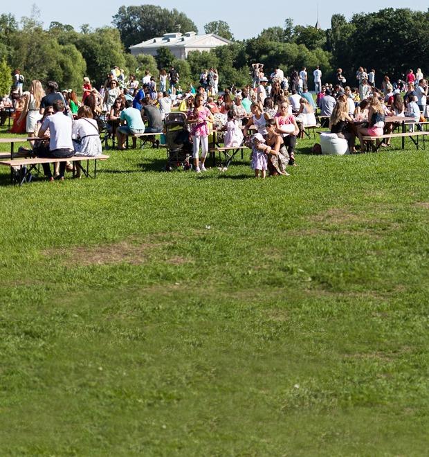 Люди в городе: Посетители фестиваля «О да! Еда!» — Люди в городе на The Village