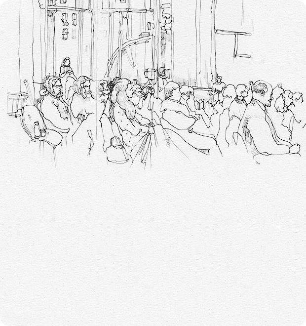 Клуб рисовальщиков: Лекция Линор Горалик — Клуб рисовальщиков translation missing: ru.desktop.posts.titles.on The Village