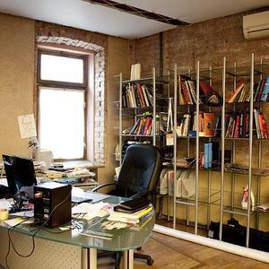 Офис недели (Москва): Sybarite Group — Интерьер недели на The Village