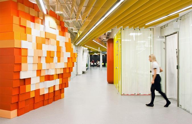 Офис: «Яндекс» (Петербург) — Как это работает на The Village