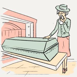 Что происходит с прахом, оставленным в крематории? — Есть вопрос на The Village