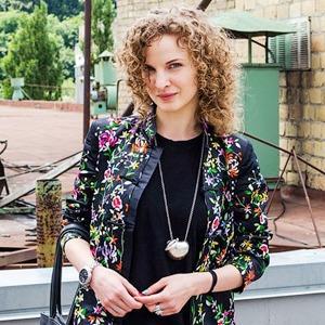Внешний вид (Киев): Тамара Бабакова, редактор в медиахолдинге UMH group