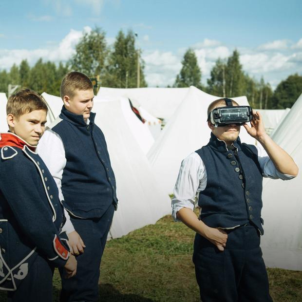 «Мы не наигрались в солдатиков»: Как живут реконструкторы Бородинского сражения — Истории на The Village