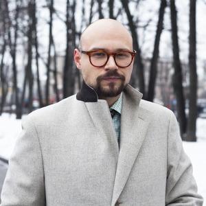 Внешний вид: Дмитрий Рогожкин, совладелец компании — Внешний вид на The Village