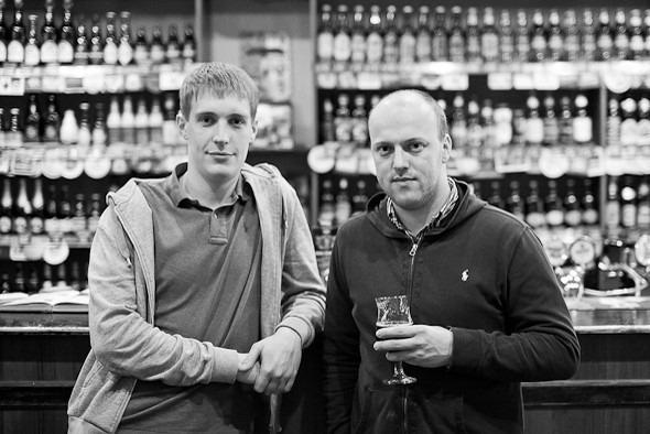 Алексей Буров, создатель сети магазинов «Пивная карта» — Сделал сам на The Village