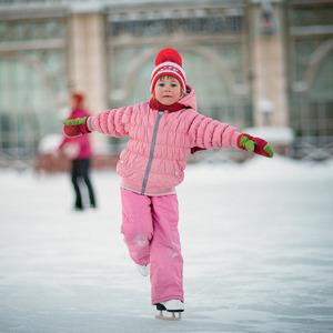 Планы на зиму: 10 катков вцентре Москвы — Город на The Village