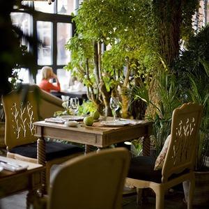 Новое место: ресторан The Caд