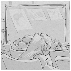 Фестиваль иллюстраторов «Люстра» — Клуб рисовальщиков translation missing: ru.desktop.posts.titles.on The Village