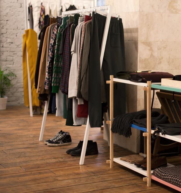 Новое место: Rehabshop вБольшом Козихинском переулке — Магазины на The Village