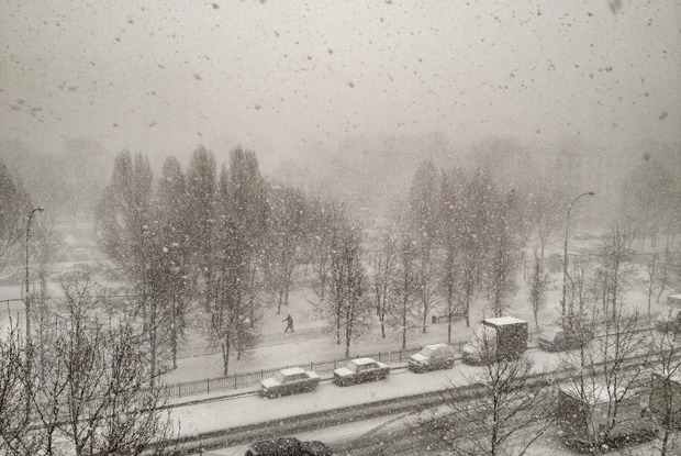 Почему весна придет в Москву только в конце марта? — Есть вопрос на The Village