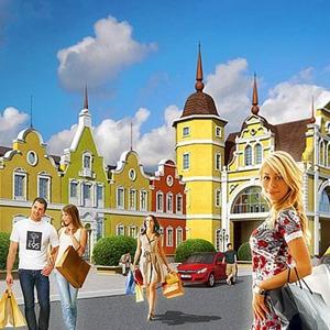 Пополнение: 6 новых торгово-развлекательных центров в Киеве — Город на The Village