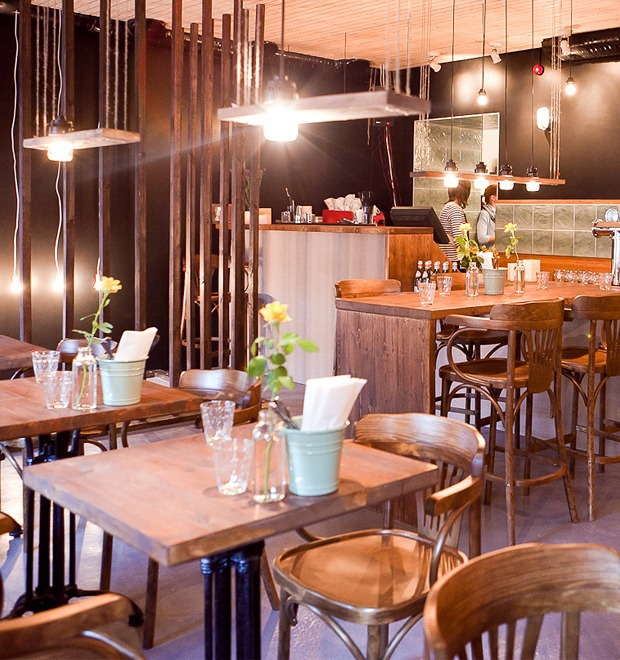 Новое место: Бистро «Декабрист» — Рестораны на The Village