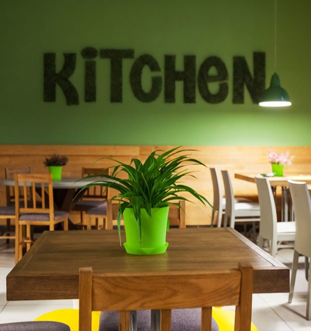 Новое место (Киев): Kitchen — Рестораны на The Village