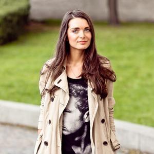 Внешний вид (Петербург): Елена Чиннова, дизайнер в 2PR — Магазины на Look At Me