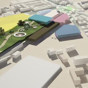Перестройка: 4 студенческих проекта площади Восстания — Перестройка на The Village