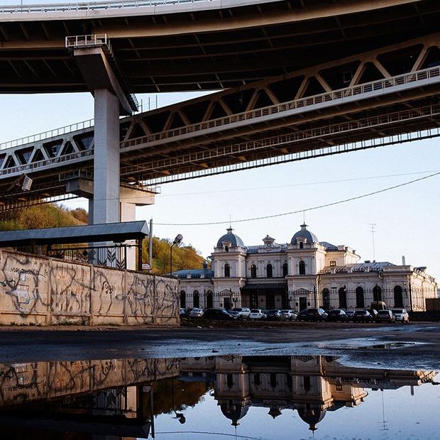 Я работаю в бывшем Ромодановском вокзале — Где ты работаешь на The Village