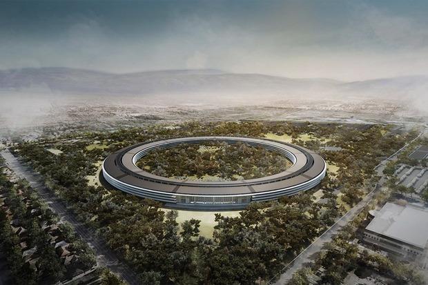 Гигантомания: Как устроены кампусы крупнейших IT-компаний