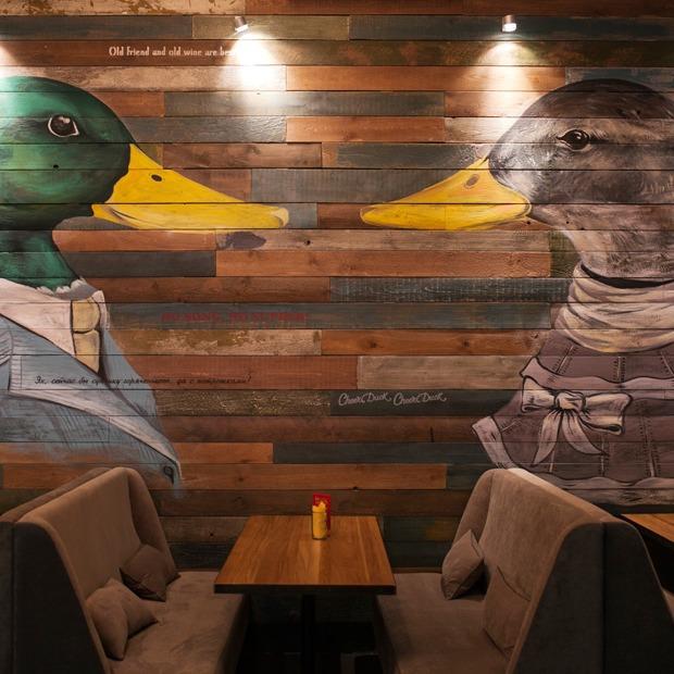 Ресторан CheerDuck на Васильевском  — Новое в Петербурге на The Village