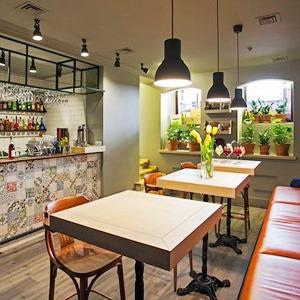 Новое место (Киев): Ресторан «Онегин» — Город на The Village